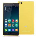 Xiaomi Mi4c Dual SIM 16GB LTE Yellow - AKCIJA !!