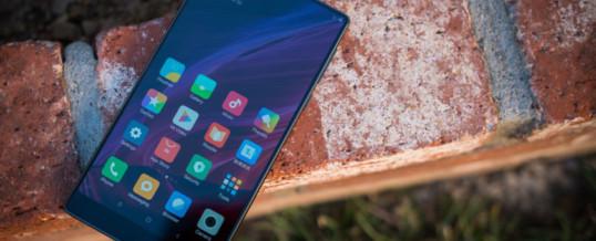 Manjši Xiaomi Mi Mix se vam bo zagotovo prikupil!