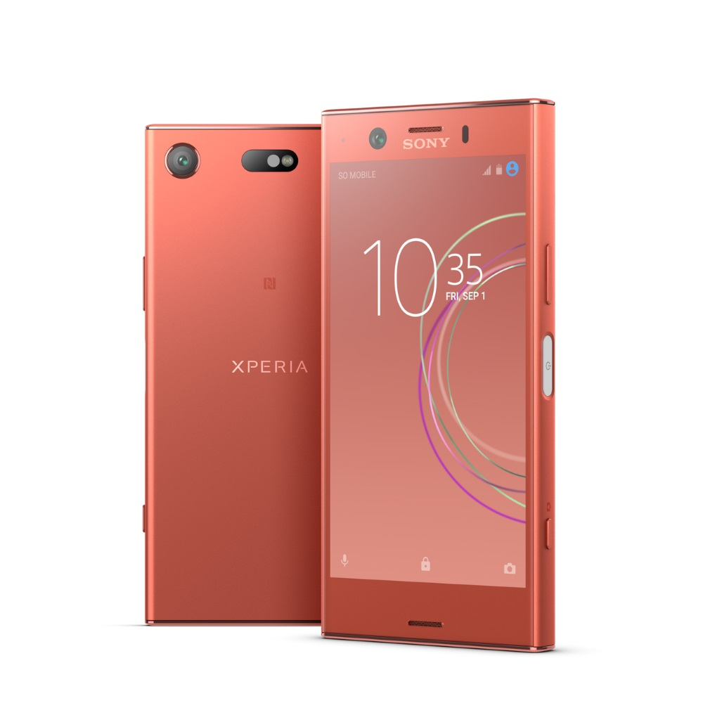 sony xperia g8441 xz1 compact twilight pink mobitrgovina. Black Bedroom Furniture Sets. Home Design Ideas