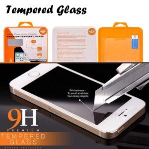 Zaščitna folija iz kaljenega stekla za mobilne aparate